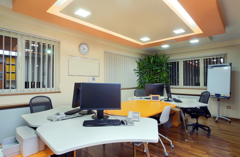 Офисное помещение как сделать