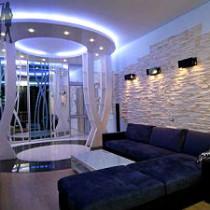 Светодиодные-светильники-в-интерьере